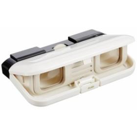 双眼鏡 NASHICA ナシカ 折りたたみ式オペラグラス スポーツグラス 3×28 ブラック 3X28BK ◆メ