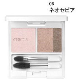 CHICCA(キッカ) ミスティック パウダーアイシャドウ 06セピアブラウン Kanebo(カネボウ)