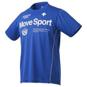 デサント DESCENTE メンズ クールトランスファー ハーフスリーブシャツ スポーツ トレーニング 半袖 Tシャツ アウトレット セール