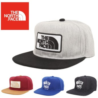 THE NORTH FACE ザ ノースフェイス KIDS' TRUCKER CAP NNJ41805
