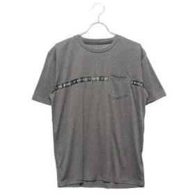 イグニオ IGNIO  メンズ 半袖Tシャツ ドライポケット付きTシャツ(半袖) MTPUカチオンポケTSS