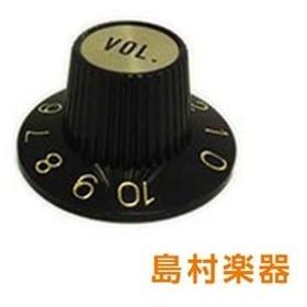 SCUD スカッド KG-260VI ブラック ハットノブ メタルトップ ボリューム インチサイズ