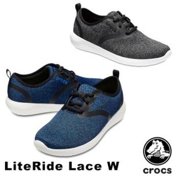 【送料無料】クロックス(CROCS) ライトライド レース ウィメン(literide lace w) /レディース スニーカー【女性用】[AA]