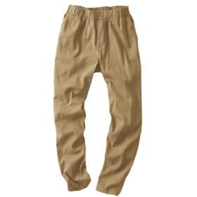 【ゆったりワンサイズ】レーヨン混ゆるっとストレッチテーパードレギンスパンツ (レディースパンツ),pants