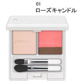 CHICCA(キッカ) フローレスグロウ リッドテクスチャー アイシャドウ 01ローズキャンドル Kanebo(カネボウ)