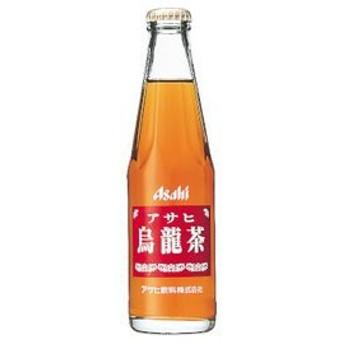 アサヒ 一級茶葉烏龍茶 瓶 業務用 200ml 24本入り 1ケース (瓶・容器代込) ウーロン茶