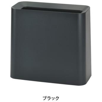 """ゴミ箱 リビング ベルメゾン すっきり置けるゴミ箱""""チューブラーハイグランデ"""" 11.5L カラー ブラック"""