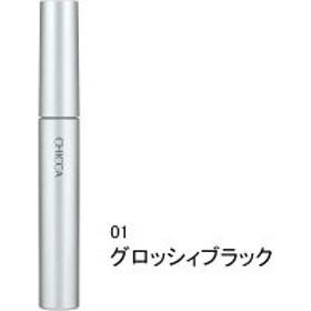 CHICCA(キッカ) エンスローリング カーリングマスカラ ロング 01グロッシィブラック Kanebo(カネボウ)