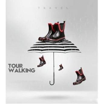 レインブーツ レディース レインシューズ 雨靴 ショートブーツ 防水 防水靴 おしゃれ 梅雨対策 かわいい