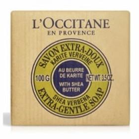 ロクシタン L'OCCITANE シアソープ ヴァーベナ 100g 【odr】