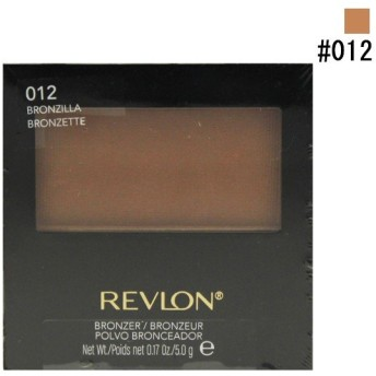レブロン REVLON パウダーブラッシュ #012 5g 化粧品 コスメ REVLON POWDER BLUSH 012 BRONZZILLA