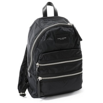 MARC JACOBS マークジェイコブス M0008296 1SZ Nylon Biker Backpack ナイロン バックパック リュック デイパック バッグ カラー001/BLACK