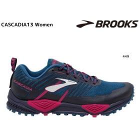 BROOKS(ブルックス)【2019/トレイルランニング】 CASCADIA 13 Women(カスケディア 13 ウィメンズ)1202741B【トレイルランニング/レディス】