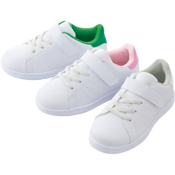 【格安-子供用靴】キッズ超軽量コートタイプスニーカー