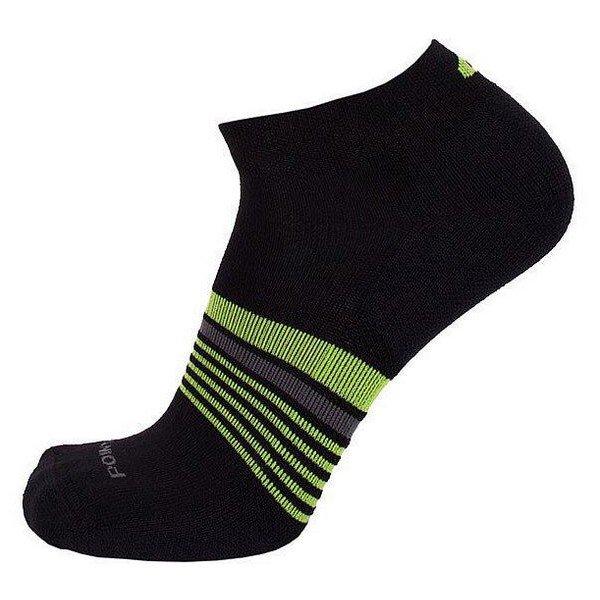 Point6 Running Wall Street Extra Light Mini Crew sock