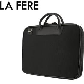 青木鞄 ラフェール ブリーフケース オプス 6717  LA FERE ビジネスバッグ メンズ 日本製 中空糸ナイロン 父の日