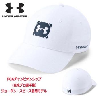 アンダーアーマー ジョーダン スピース UA ツアー キャップ Tour Cap UH622M US 全米プロゴルフ選手権着用モデル