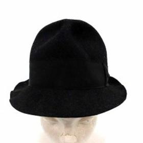 ワコマリア WACKO MARIA 東京HAT ROCKERS ハット 中折れ帽 帽子 黒  DJ □CA 55a5552ae488
