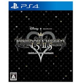 スクウェア・エニックスキングダムハーツ -HD 1.5+2.5 リミックス-【PS4】PLJM84068