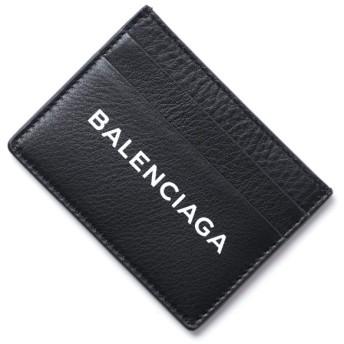 バレンシアガ BALENCIAGA カードケース EVERYDAY エブリデイ ブラック レディース 490620-dlq4n-1000