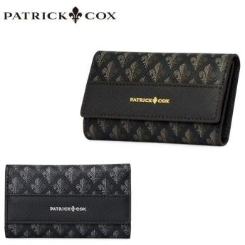 パトリックコックス キーケース メンズ pxmw6dk1 Maison PATRICK COX 本革 ブランド専用BOX