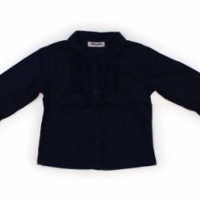 42f88a6d5a4f8 パーソンズ PERSON S シャツ・ブラウス 110サイズ 女の子 USED子供服 ...