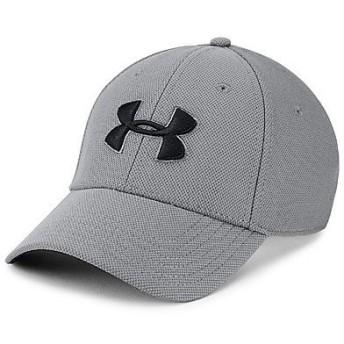 (セール)UNDER ARMOUR(アンダーアーマー)スポーツアクセサリー 帽子 20F UA MENS BLITZING 3.0 CAP 1305036 040 LGXL 040