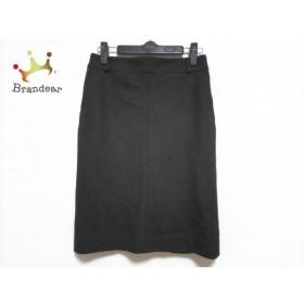 ナラカミーチェ NARACAMICIE スカート サイズ0 XS レディース 美品 黒           スペシャル特価 20190803
