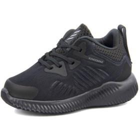 キッズ SALE!adidas(アディダス) ALPHABOUNCE BEYOND I(アルファバウンスビヨンドI) B42289 カーボン/グレーフォア/コアブラック スニーカー ファースト/ベビー
