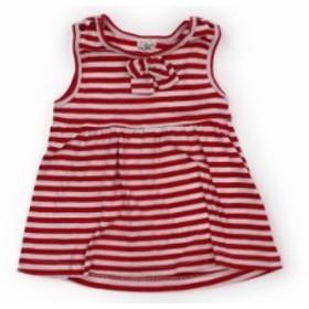 【組曲/Kumikyoku】ワンピース 70サイズ 女の子【USED子供服・ベビー服】(136906)