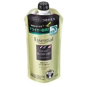 「花王」 エッセンシャル スマートブロードライ シャンプー (つめかえ) 340ml 「日用品」