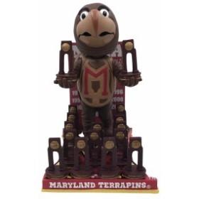 ボブルヘッドForever Collectibles Maryland Terrapins NCAA Lacrosse National Champions Bobblehead