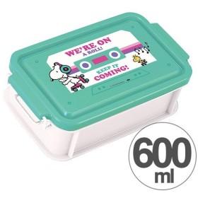 お弁当箱 ランチボックス スヌーピー BEAT 1段 600ml キャラクター ( 弁当箱 一段 日本製 )