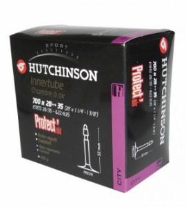 """Vanne 48 mm franz Tuyau Hutchinson Standard 28/""""; 28/"""" 700x28-35c"""
