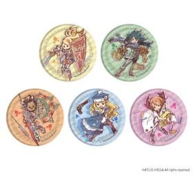 缶バッジ「世界樹の迷宮2」01/グラフアート 5個入りBOX[A3]《在庫切れ》