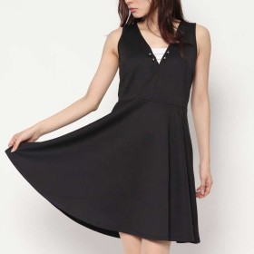ドレス - GUESS【WOMEN】 [GUESS] ALLEGRA DRESS