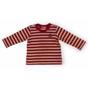 【ミキハウス/miki HOUSE】Tシャツ・カットソー 80サイズ 女の子【USED子供服・ベビー服】(207238)