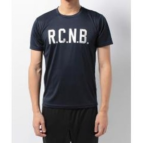 (セール)Number(ナンバー)ランニング メンズ半袖Tシャツ R.C.N.B. ベーシック RUN クルーネックTシャツ NB-S17-302-091 メンズ ネイビー