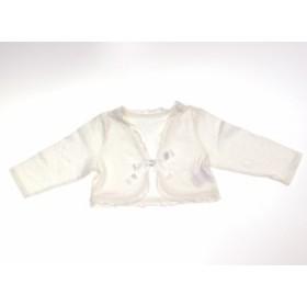 【コムサデモード/COMME CA DU MODE】カーディガン 80サイズ 女の子【USED子供服・ベビー服】(187132)