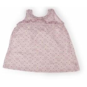 【コンビミニ/Combimini】ワンピース 80サイズ 女の子【USED子供服・ベビー服】(162087)