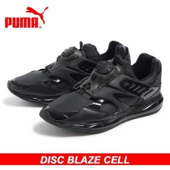 プーマ PUMA スニーカー DISC BLAZE CELL メンズ レディース