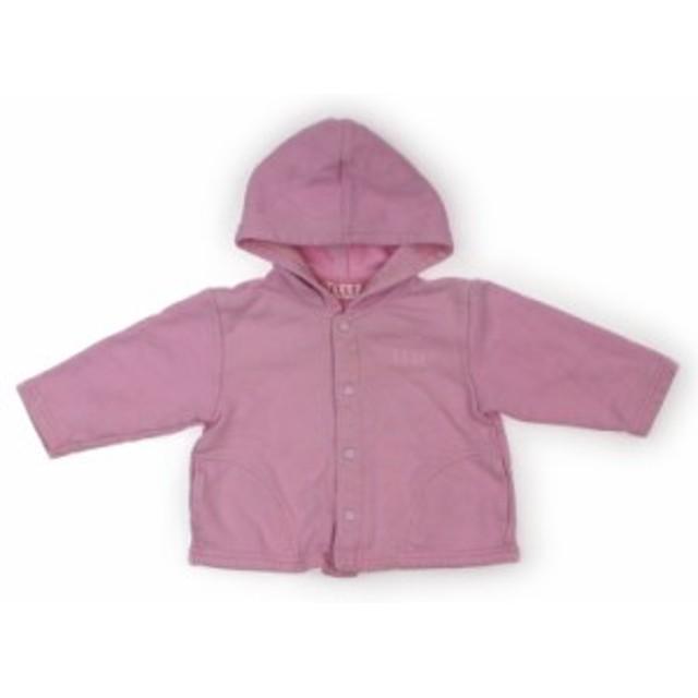 75f47d422376a エル ELLE パーカー 90サイズ 女の子 USED子供服・ベビー服 (160835 ...