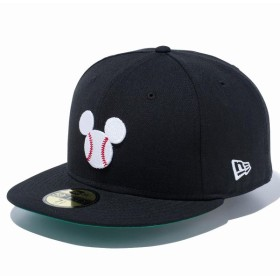 ニューエラ NEW ERA 5950 DISNEY MICKEY BALL キャップ