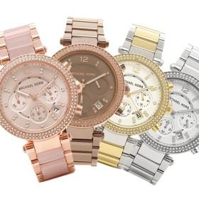 【5/19限定 エントリーでP15】 マイケルコース MICHAEL KORS 時計 PARKER パーカー 39mm レディース腕時計ウォッチ 選べるカラー