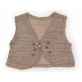 【キムラタン/Kimuratan】ベビーベスト 70サイズ 女の子【USED子供服・ベビー服】(209562)