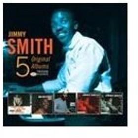 Jimmy Smith (Organ) 5 Original Albums<限定盤> CD