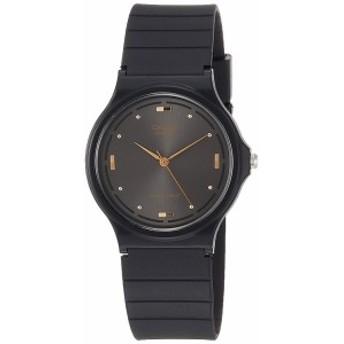 【当店1年保証】カシオCasio Men's MQ76-1A Resin Quartz Watch with Black Dial