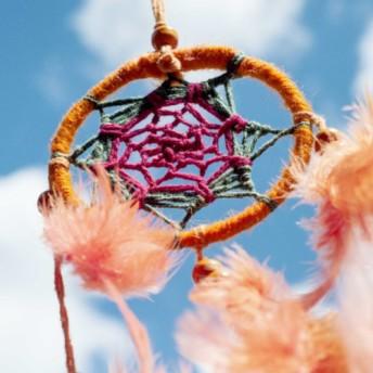 中国のバレンタインデーの贈り物誕生日プレゼントガールフレンドギフトクリスマスプレゼントboho民族のスタイル手織りの綿とリネン虹