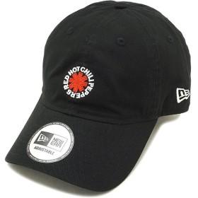 ニューエラ キャップ NEWERA レッド・ホット・チリ・ペッパーズ ロゴキャップ 9THIRTY アジャスタブル メンズ レディース 帽子 ブラック  11797107 FW18
