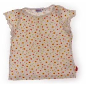 【ミキハウス/miki HOUSE】Tシャツ・カットソー 90サイズ 女の子【USED子供服・ベビー服】(197769)